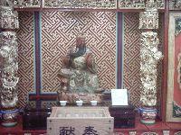 立川中華街の関帝廟